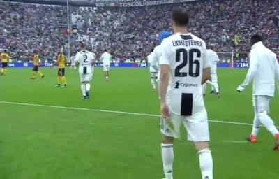 Terza Maglia Juventus MATTIA DEL FAVERO