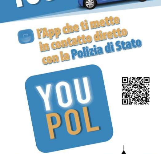 'YouPol': la app della Polizia per segnalare casi di bullismo e spaccio