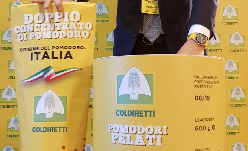 Pomodoro, arriva l'etichetta: stop a prodotti stranieri spacciati per italiani