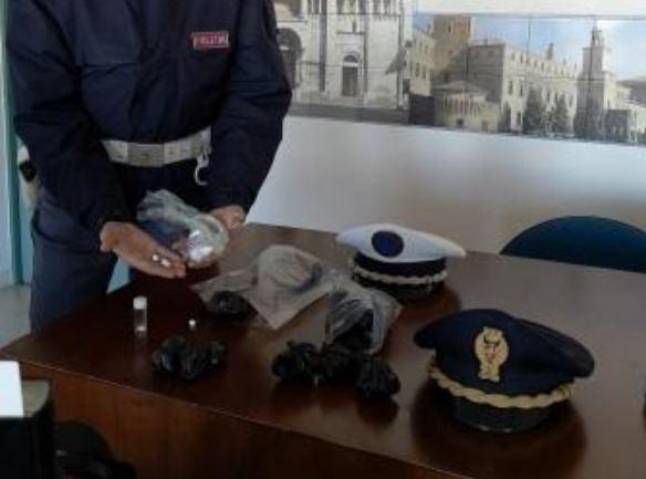 Modena, in arresto per spaccio di droga coppia di nigeriani ...