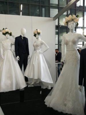 1468df7215e0 Roma Sposa 2019. Il Salone Internazionale del wedding. Edizione di ...
