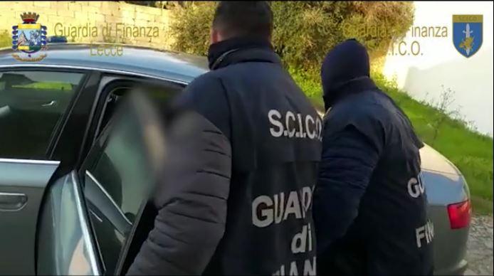 37cf42f502 Maxi operazione nel salento contro la Sacra Corona Unita: Eseguite 14  ordinanze di custodia cautelare - Ilmetropolitano.it