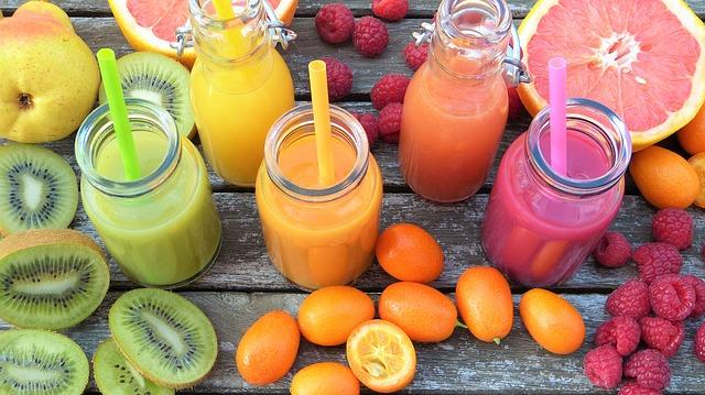 dieta di succhi purificanti