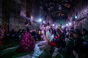 0c6cd5b5167a E  partita ufficialmente la Cosenza Fashion Week con la prima sfilata al  Castello Svevo