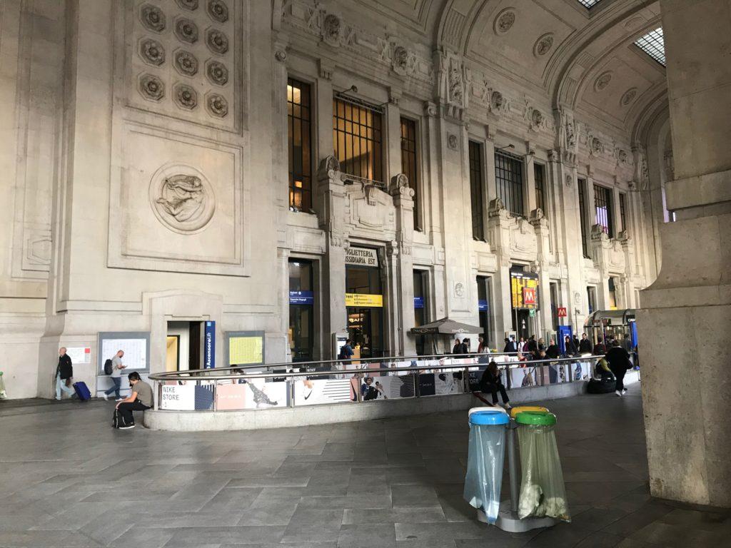 cartuccia non può vedere giocare  Polizia arresta un borseggiatore nella stazione ferroviaria di Milano  Centrale - Ilmetropolitano.it