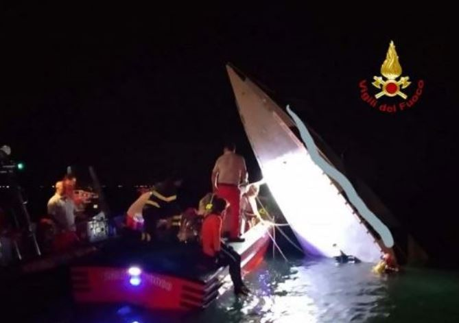 Grave incidente nautico, tre morti